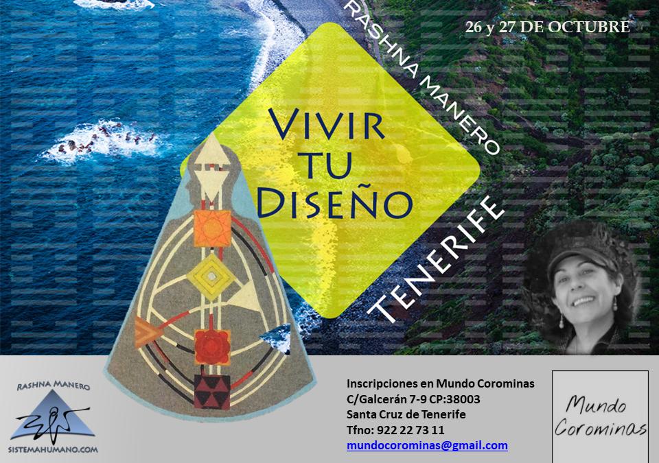 Vivir tu Diseño en Tenerife 2018